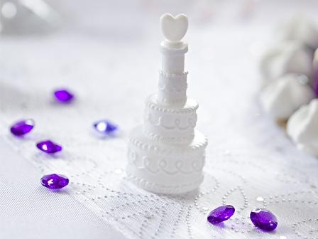 Bublifuk - svatební dort,