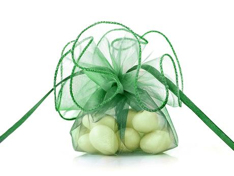 Mošnička z organy - zelená,