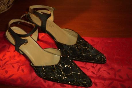 Sandalky velikost.38/39, 38