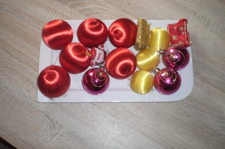 Vianocne ozdoby-15.kusov,