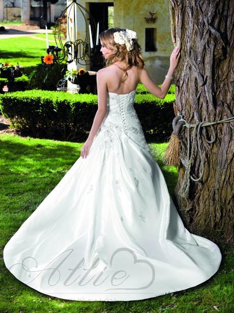 Miss Kelly svadobné šaty 40 - 42 - 44 -46, 42