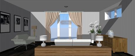 Návrh interiéru,