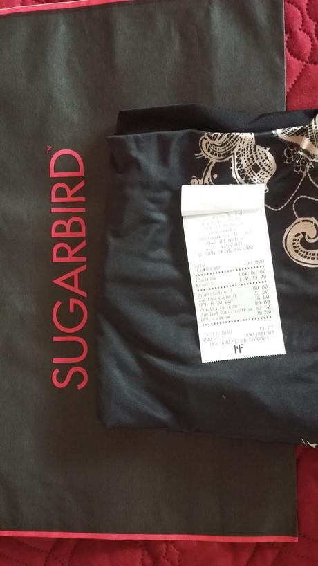 Sugarbird - saty , S