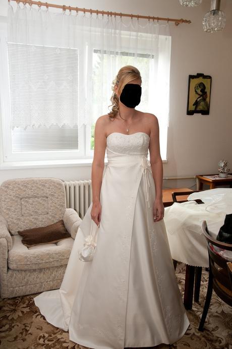 Svatební šaty COLLECTOR, vel. 40-42+dárek, 40