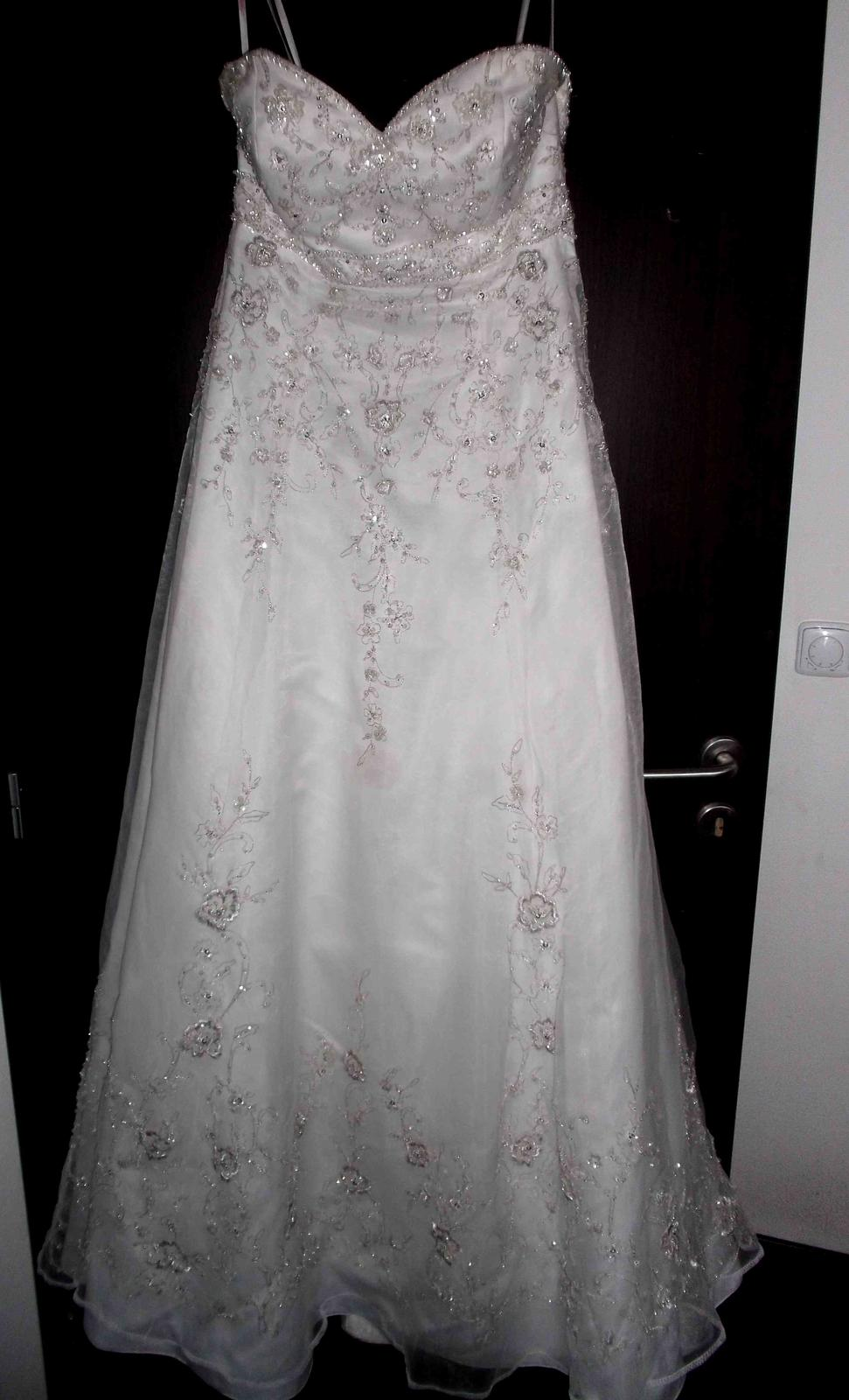 Svatební šaty jasmine bridal 34946b7fb4