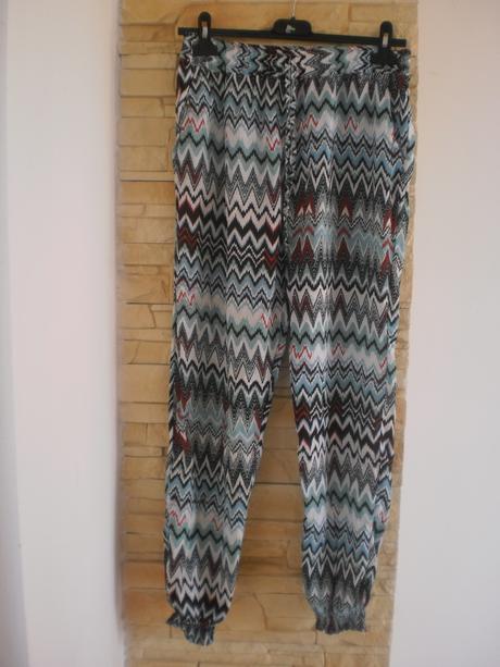 Voľné nohavice, 38