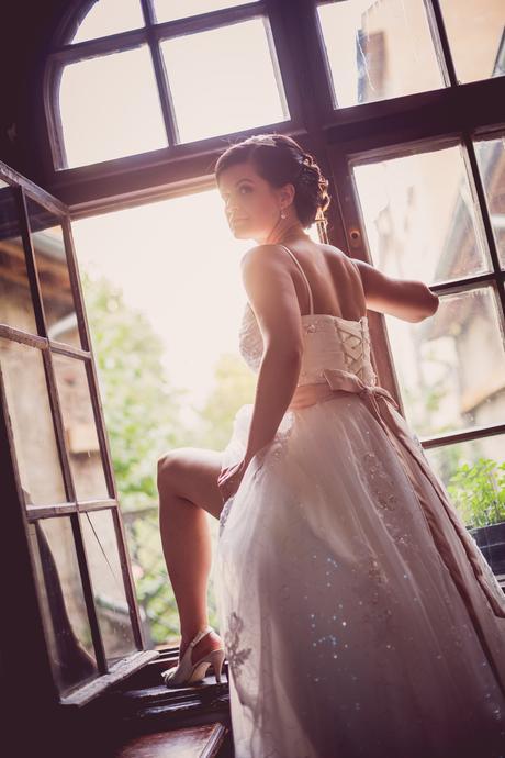 Romantické šaty podľa vzoru Maggie Sottero Jayla, 38