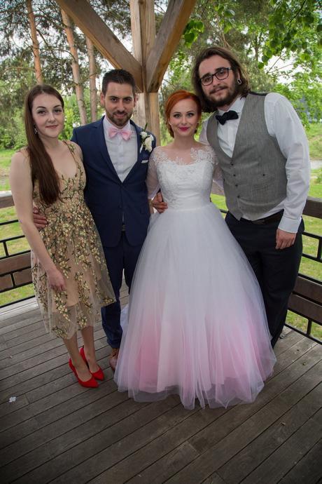 Svadobné šaty od Martina Hrču, 36