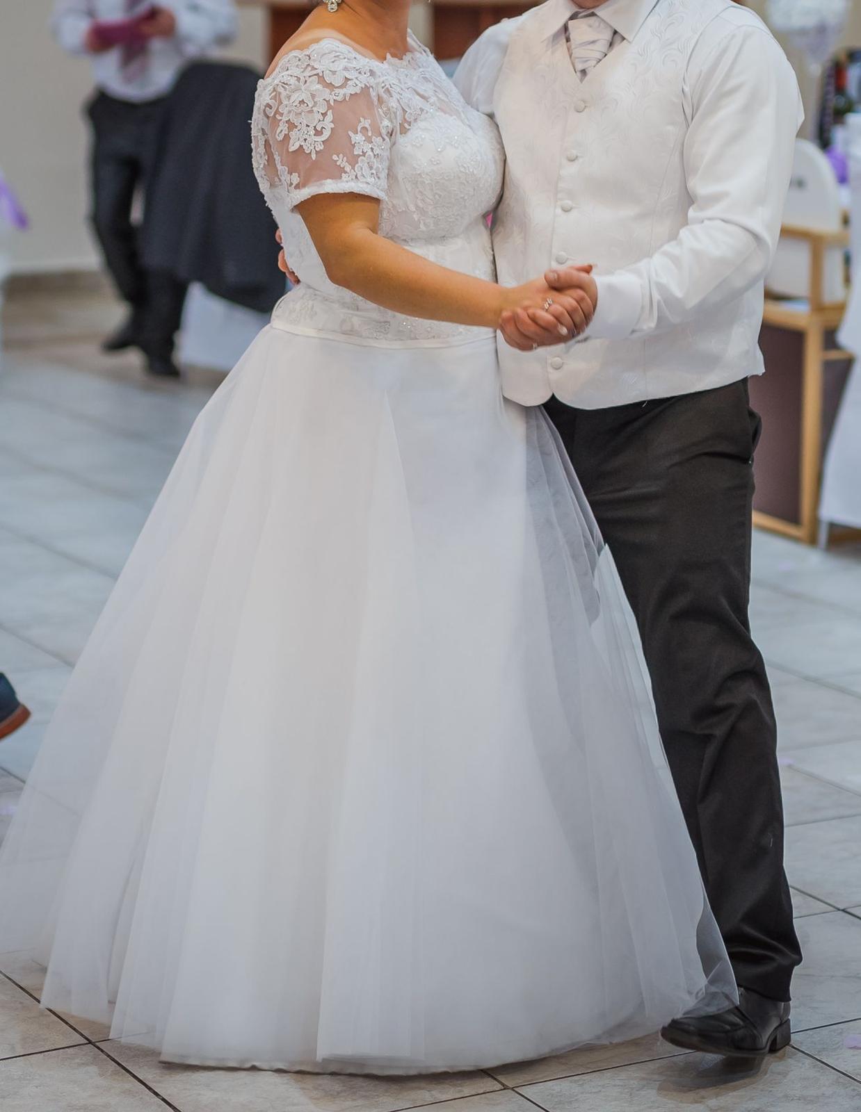 9e592143734b Svadobné šaty