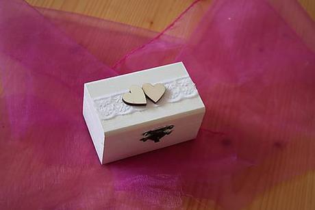 Krabička na prstienky,