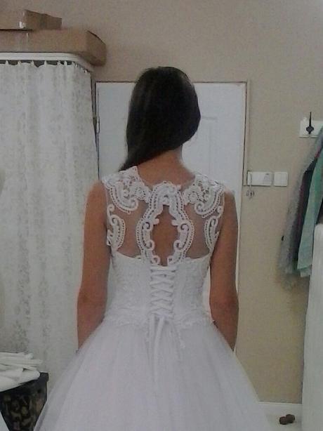 Luxusne svadobne saty , 36