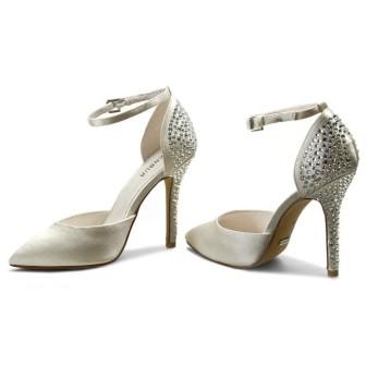 Luxusní svatební boty značky Menbur, 39