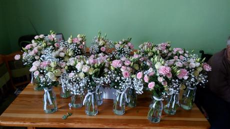Vázy na výzdobu,