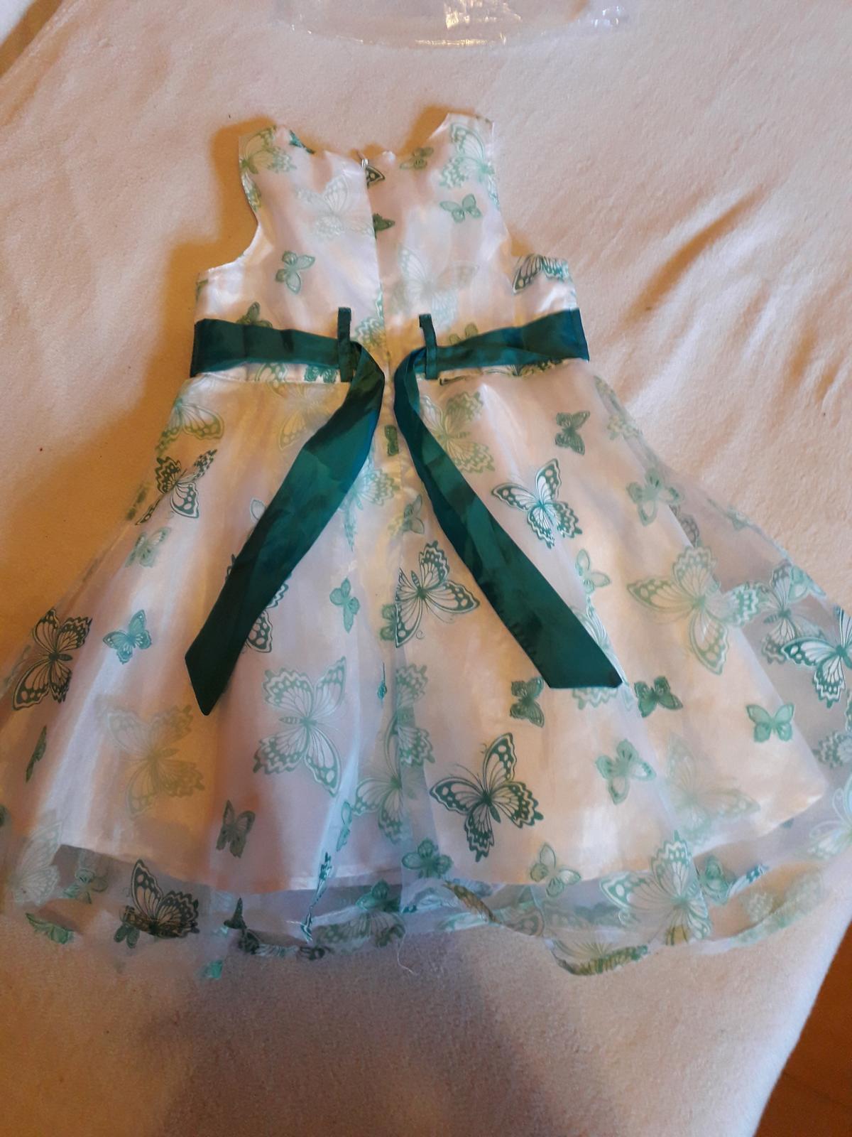 baed74b72720 Spoločenské šaty pre dievčatko 86 92