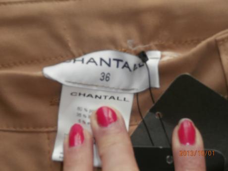 Elegantné nohavice Chantall-s visačkami, 36