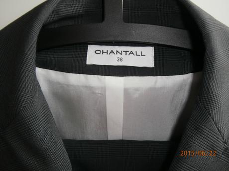 Elegantný kostým Chantall, 36