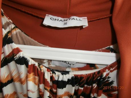 Šaty s bolerkom Chantall, 36