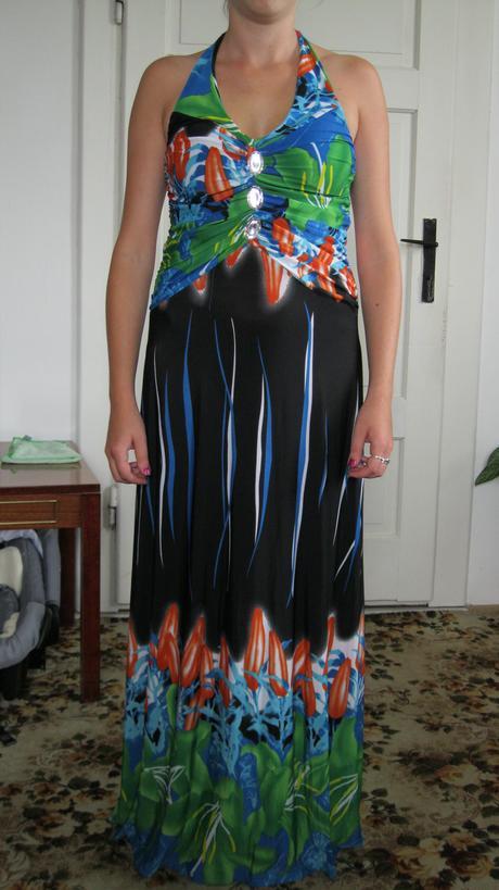 Letné plážové šaty, 38