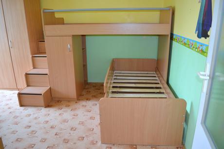 Poschodova postel Montero,