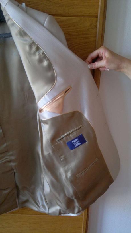 Pánský oblek -, 52