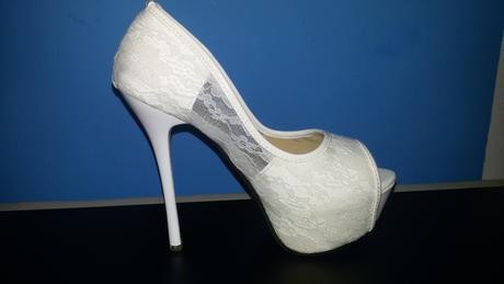 Vysoké svatební boty, 37