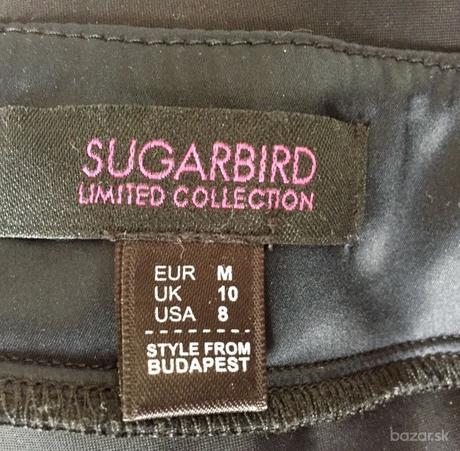 Šaty Sugarbird Bacardi, M