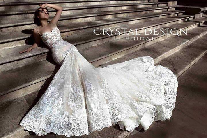 Luxusni Svatebni Saty Crystal Design Onuka 34 19 000 Kc