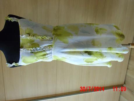 šaty ľahučké - M , 38