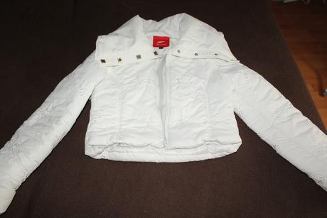 Bolerkový kabátik, S,