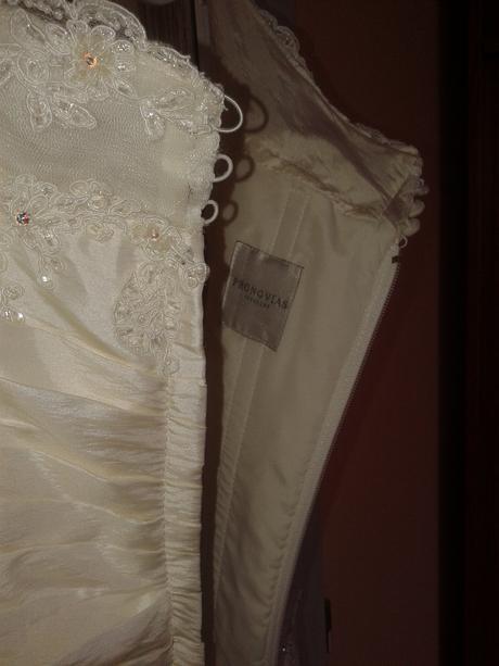 Svatební šaty - Pronovias, 38
