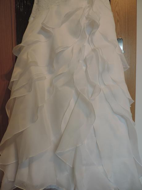 Svatební šaty 40-42, 40