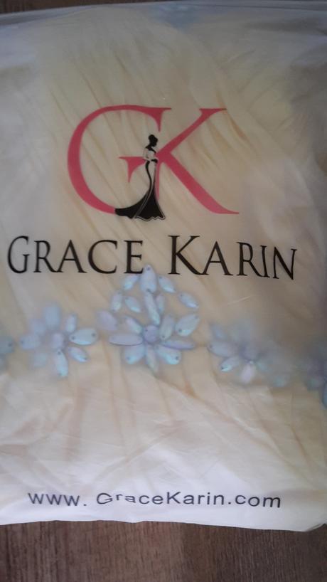Grace Karin original spoločenské šaty, 36