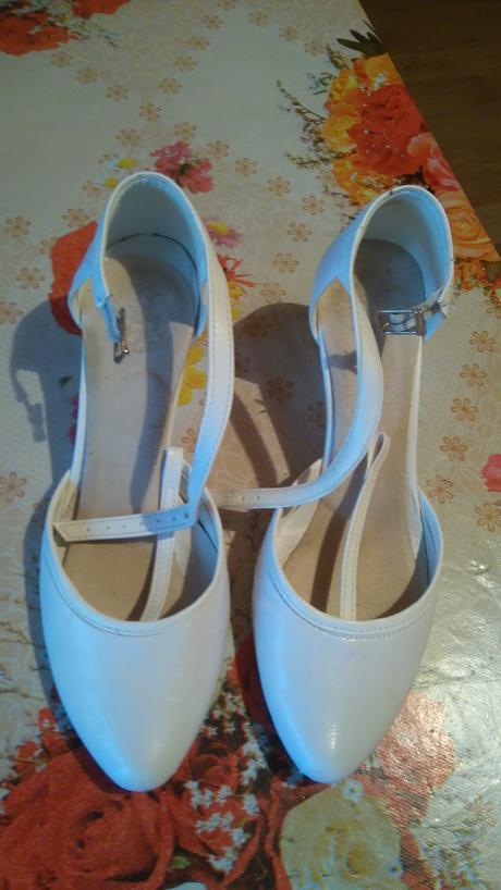 Svadobné topánky , 36