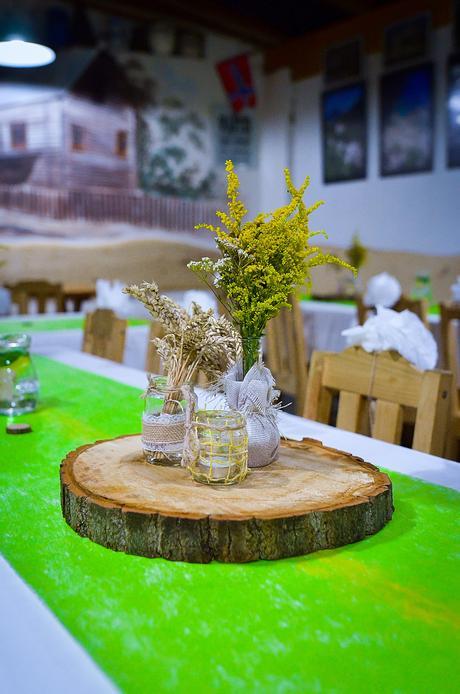 Svícínky/vázičky na svatbu/pro radost,