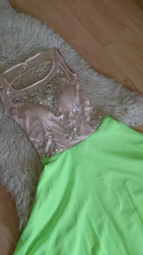 Spoločenské šaty- veľkosť 34/36, 36