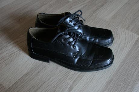 Chlapecké společenské boty, 35