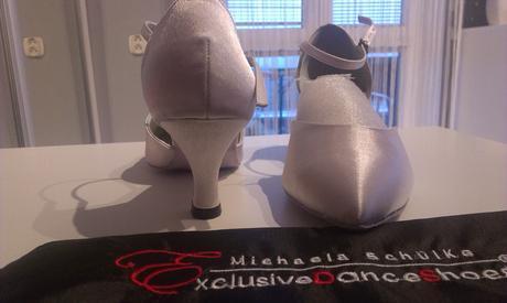 svadobné tanečné topánky, 41