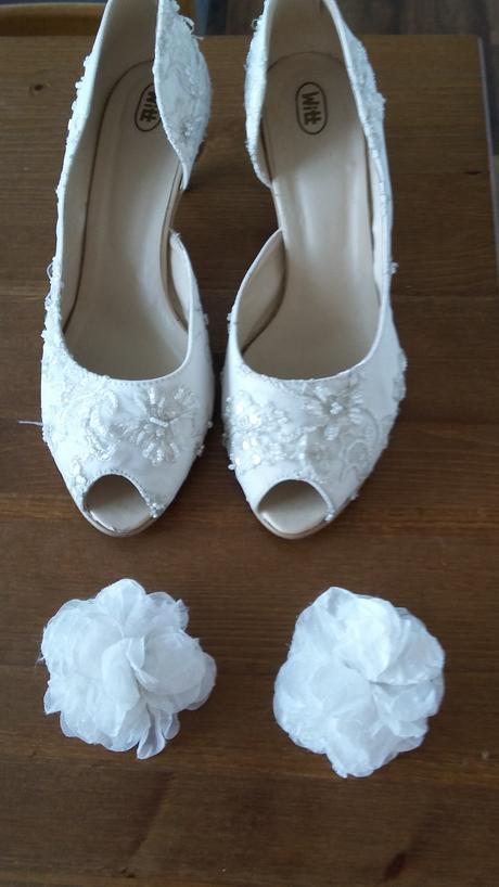 Svatební boty  40, 40
