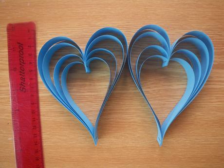 Komplet svatební stůl modrá ton v tonu,