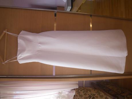 Svatební šaty saténové St. Patric na 180 cm výšku, 42