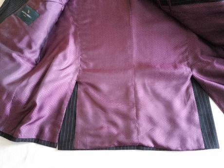 sleva pansky vlneny oblek Racing Green , M