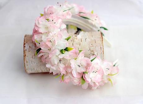 parta čerešňový kvet,