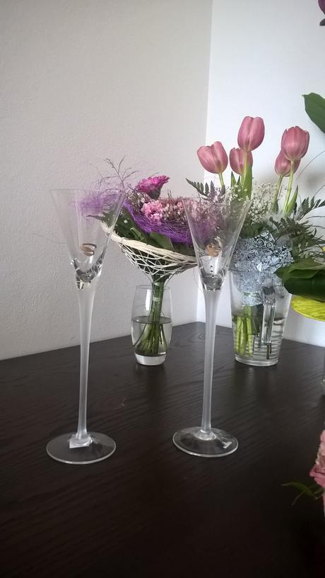Svadobné poháre (2 ks),
