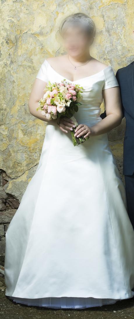 Svatební šaty Jesus Peiro vel. 44, 44