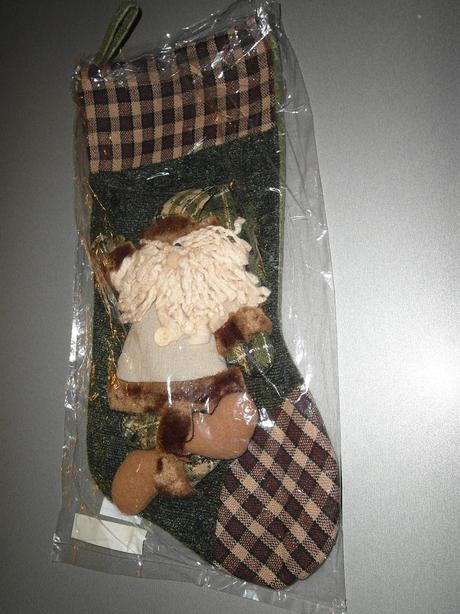 Mikulasska / vianocna cizma,