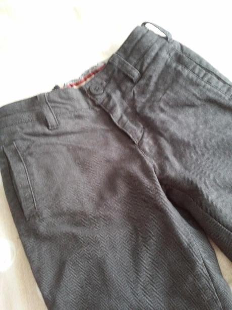 Podšité spoločenské nohavice, 104