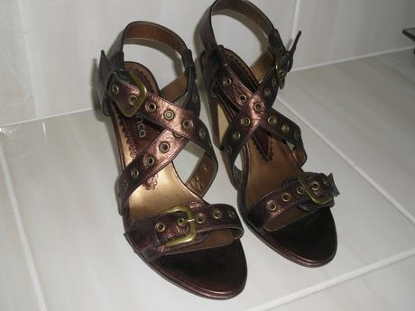 Sandalky 2x obute, 37