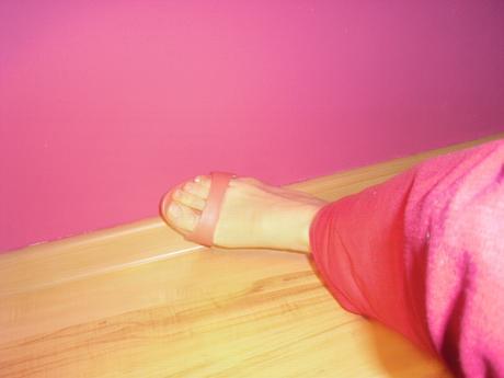 Sandály na podpatku bodyflirt, 39