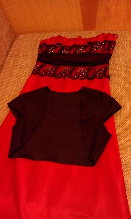 šaty na ramienka, 36