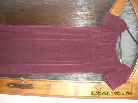 letné šaty L, L